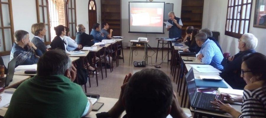 ENCUENTRO DE LA COMISIÓN DE EDUCACIÓN DE ARGENTINA Y CHILE
