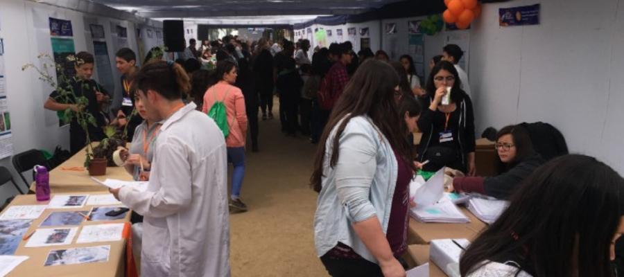 De estudiantes a emprendedores: Feria STEM2018