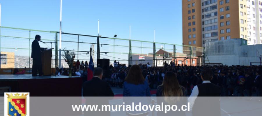 """""""Compartiendo lo mejor de lo nuestro"""": Inicio del año escolar 2019"""