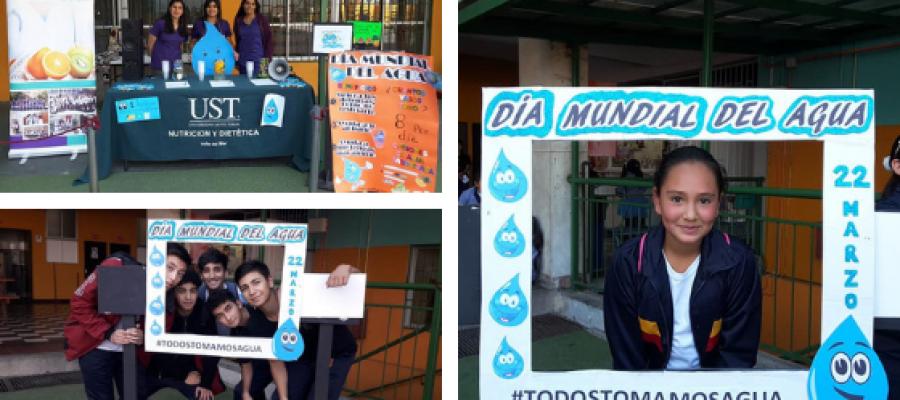 Celebración del Día Mundial del Agua