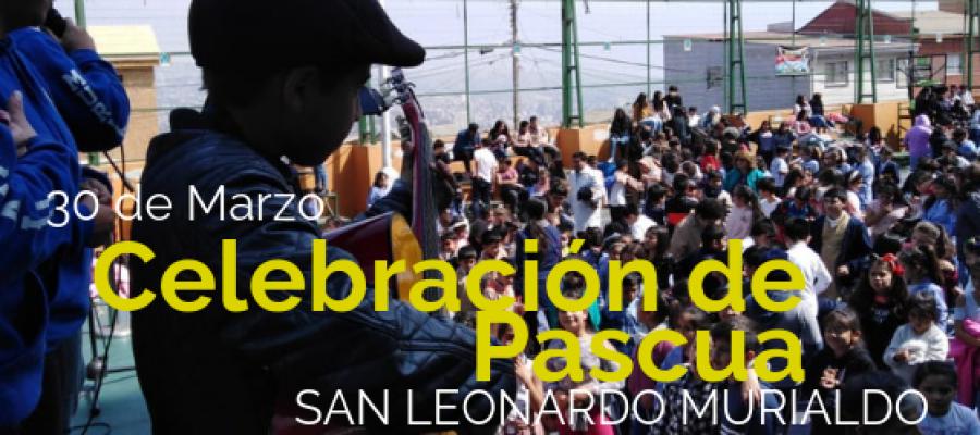Celebración de la Pascua de Leonardo Murialdo