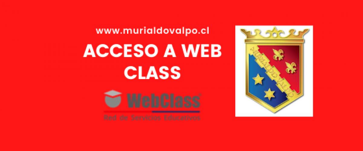 Configuración e Ingreso a Web Class