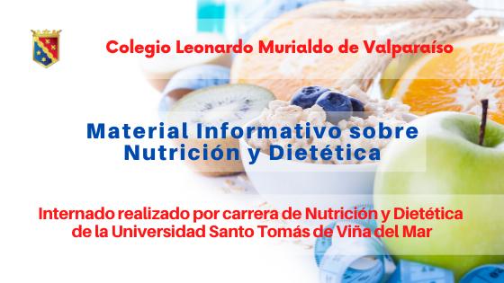Material de Nutrición y Dietética
